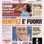 Gazzetta dello Sport: Benitez è fuori