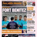 Gazzetta dello Sport: Fort Benitez