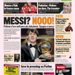 Gazzetta dello Sport: Messi? Nooo