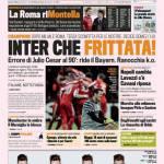 Gazzetta dello Sport: Inter che frittata