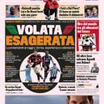Gazzetta dello Sport: Volata esagerata