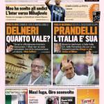 Gazzetta dello Sport: Prandelli, l'Italia è sua