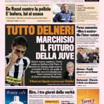 """Gazzetta dello Sport: Delneri """"Marchisio il futuro della Juve"""""""