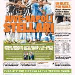 Gazzetta dello Sport: Juve-Napoli stellari