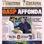 Gazzetta dello Sport: Gasp affonda