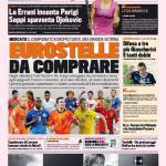 Gazzetta dello Sport: Eurostelle da comprare