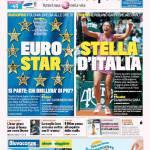 Gazzetta dello Sport: Euro star