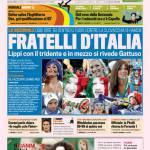 Gazzetta dello Sport: Fratelli d'Italia