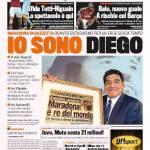 Gazzetta dello Sport: Io sono Diego