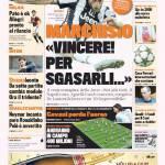 """Gazzetta dello Sport: Marchisio """"Vincere per sgasarli"""""""