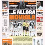 Gazzetta dello Sport: …E allora moviola
