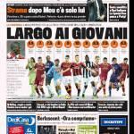 Gazzetta dello Sport: Largo ai giovani
