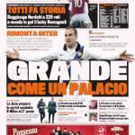 Gazzetta dello Sport: Grande come un Palacio