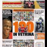 Gazzetta dello Sport: 100 in vetrina
