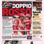 """Gazzetta dello Sport: Balotelli """"Vado al City"""""""