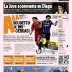 Gazzetta dello Sport: AAA Scudetto n.109 cercasi