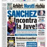 Tuttosport: Sanchez incontra la Juve!