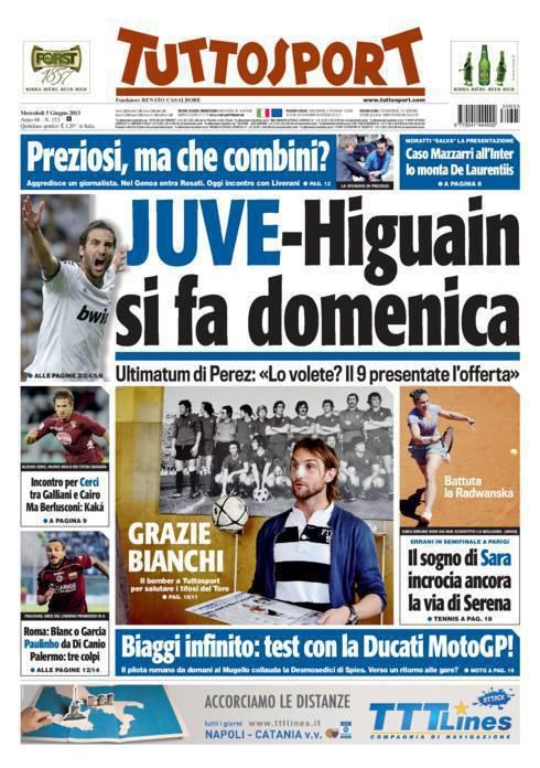 Juventus Tuttosport