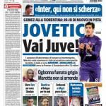 Tuttosport: Jovetic, vai Juve