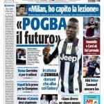 """Tuttosport: """"Pogba il futuro"""""""