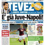 Tuttosport: Tevez mania