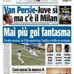 Tuttosport: Van Persie-Juve si, ma c'è il Milan