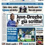 Tuttosport: Juve-Drogba, è tutto scritto
