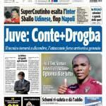 Tuttosport: Juve, Conte+Drogba