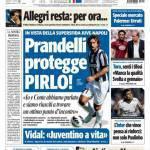 Tuttosport: Prandelli protegge Pirlo