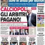 Corriere dello Sport: Calciopoli, gli arbitri pagano