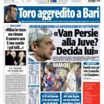 "Tuttosport: Wenger ""Van Persie alla Juve? Decida lui"""