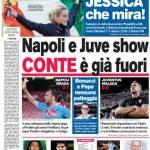 Corriere dello Sport: Napoli e Juve show, Conte è già fuori