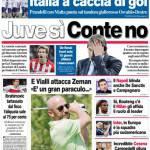 Corriere dello Sport: Juventus sì, Conte no