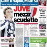 Corriere dello Sport: Juve mezzo Scudetto