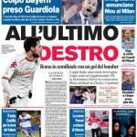 Corriere dello Sport: All'ultimo Destro