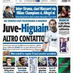 Tuttosport: Juve-Higuain altro contatto