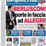 Corriere dello Sport: Berlusconi porte in faccia ad Allegri