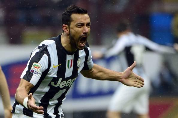 quagliarella 82 Video Inter   Juventus, ecco i gol della partita. Grande rete di Quagliarella