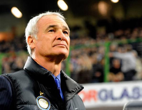 ranieri194 Inter CSKA Mosca, Ranieri: Dispiaciuto per il risultato non per la prestazione