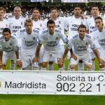 Real Madrid in campo con la maglia Forza Cassano – Foto