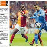 Galatasaray-Real Madrid, voti e pagelle Gazzetta dello Sport: fioccano gli 8 in casa madrilena!