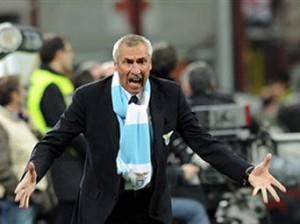 reja70 300x224 Calciomercato Lazio, Reja: Lotito respinge le dimissioni