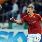"""Calcio, parla Riise: """"La Roma è più forte dell'anno scorso"""""""