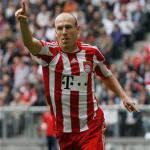 Mercato Juve, pazza idea Robben per la fascia
