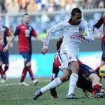 Champions League Milan, Robinho rischia di saltare Barcellona