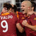 Roma-Milan, Record, ma festa rovinata dalle aggressioni