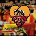 E' nato My Roma, azionariato popolare per aiutare il club giallorosso