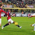 Bologna-Roma, voti pagelle e tabellino della partita