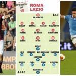 Roma-Lazio, probabili formazioni: Totti al centro dell'attacco, Alvaro Gonzalez la scelta di Petkovic – Foto
