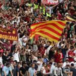 Roma, 20.000 tifosi inseguono il sogno